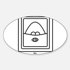Mol Sticker (Oval)