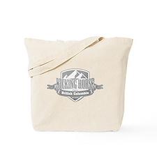 Kicking Horse British Columbia Ski Resort Tote Bag