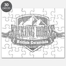 Kicking Horse British Columbia Ski Resort Puzzle