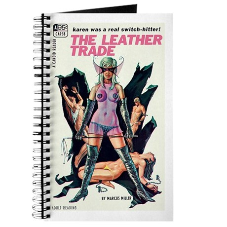 "Pulp Journal - ""The Leather Trade"""