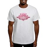 Kicking horse resort Mens Light T-shirts