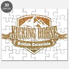 Kicking Horse British Columbia Ski Resort 5 Puzzle