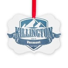 Killington Vermont Ski Resort 1 Ornament