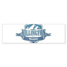 Killington Vermont Ski Resort 1 Bumper Bumper Sticker