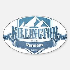 Killington Vermont Ski Resort 1 Decal