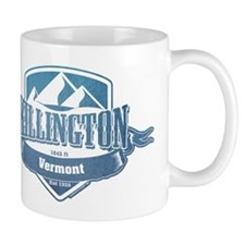 Killington Vermont Ski Resort 1 Mugs