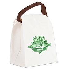 Killington Vermont Ski Resort 3 Canvas Lunch Bag