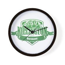 Killington Vermont Ski Resort 3 Wall Clock