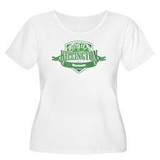 Killington Vermont Ski Resort 3 Plus Size T-Shirt