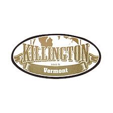 Killington Vermont Ski Resort 4 Patches