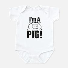 I'm a PIG! Infant Bodysuit