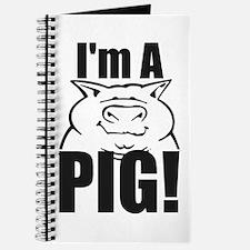 I'm a PIG! Journal