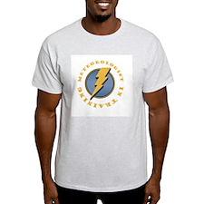 Meteorologist Ash Grey T-Shirt