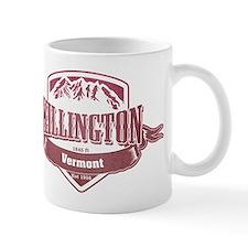 Killington Vermont Ski Resort 2 Mugs