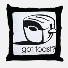 Got Toast ? Throw Pillow