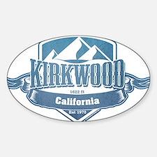 Kirkwood California Ski Resort 1 Decal