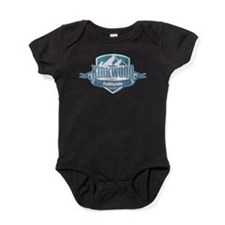 Kirkwood California Ski Resort 1 Baby Bodysuit