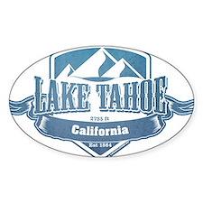 Lake Tahoe California Ski Resort 1 Decal