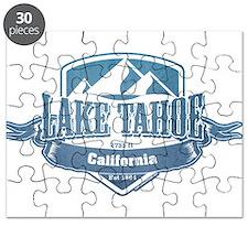 Lake Tahoe California Ski Resort 1 Puzzle