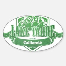 Lake Tahoe California Ski Resort 3 Decal