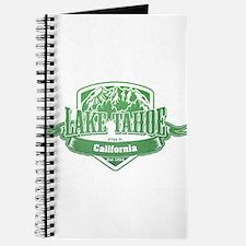 Lake Tahoe California Ski Resort 3 Journal
