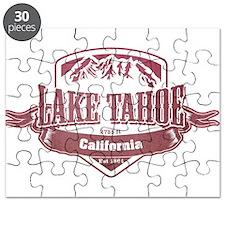 Lake Tahoe California Ski Resort 2 Puzzle