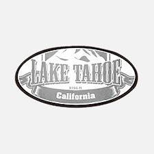 Lake Tahoe California Ski Resort 5 Patches