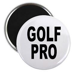 Golf Pro Magnet