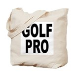 Golf Pro Tote Bag