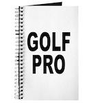 Golf Pro Journal