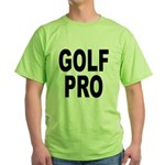 Golf Pro Green T-Shirt
