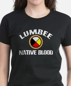 Lumbee Native Blood Tee