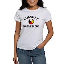 Lumbee Native Blood Tee