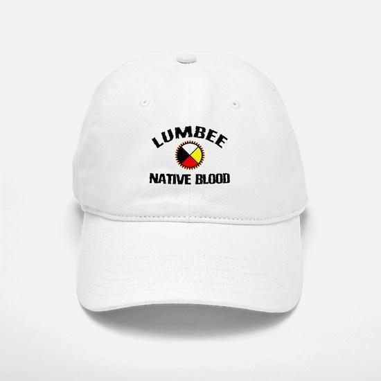 Lumbee Native Blood Baseball Baseball Cap