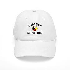 Lumbee Native Blood Baseball Cap