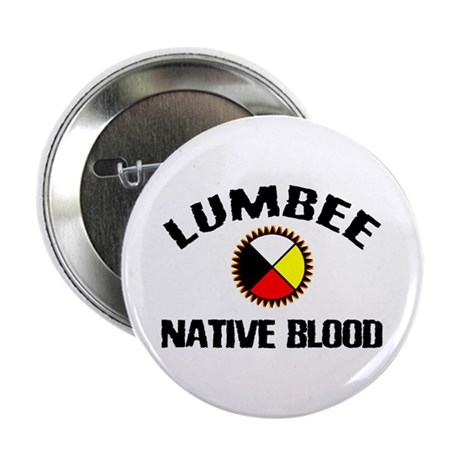 Lumbee Native Blood Button