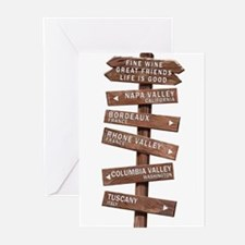 WL-1 Wine Lover Greeting Cards (Pk of 10)