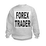 Forex Trader Kids Sweatshirt