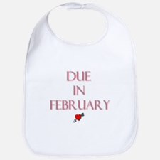 Due in February Bib