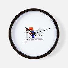 Rachael Imeinu Wall Clock