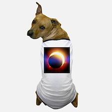 Solar Eclipse Dog T-Shirt