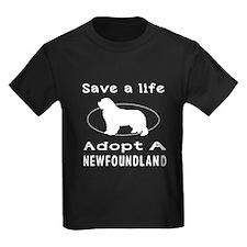 Adopt A Newfoundland Dog T
