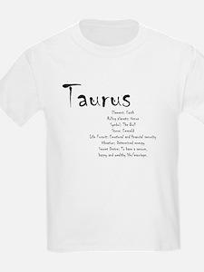 Taurus Traits T-Shirt