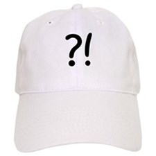?! Baseball Cap