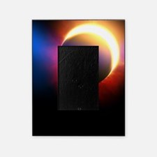 Solar Eclipse Picture Frame