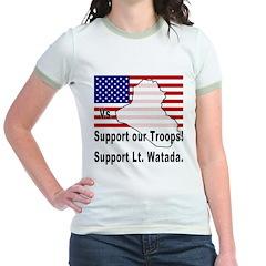 Support Lt. Watada! (2-Sided) T