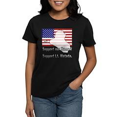 Support Lt. Watada! Tee