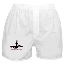 Save a Horse, Ride A Cowboy Boxer Shorts