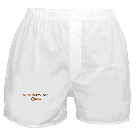 Sperminator II Boxer Shorts