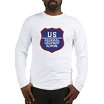 Highway Administration Long Sleeve T-Shirt